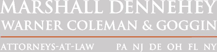 MDWCG logo white